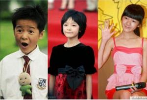 Kanak-kanak Yg Memegang Watak Budak Lelaki Dalam Filem CJ7 Kini Mnjadi Wanita Yg Cantik