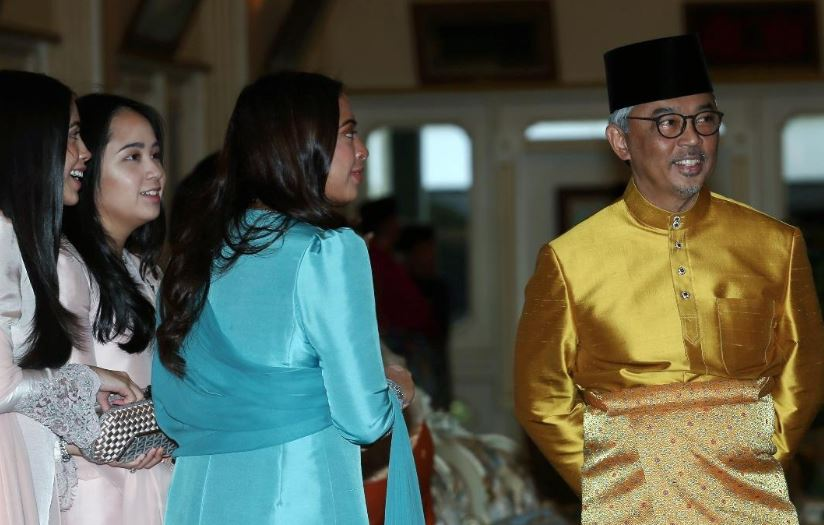 Sekitar Majlis Istiadat Pemasyhuran Sultan Pahang ke-6, Sultan Abdullah dimasyhur Sultan Pahang_5c3d6cd0237ad.jpeg