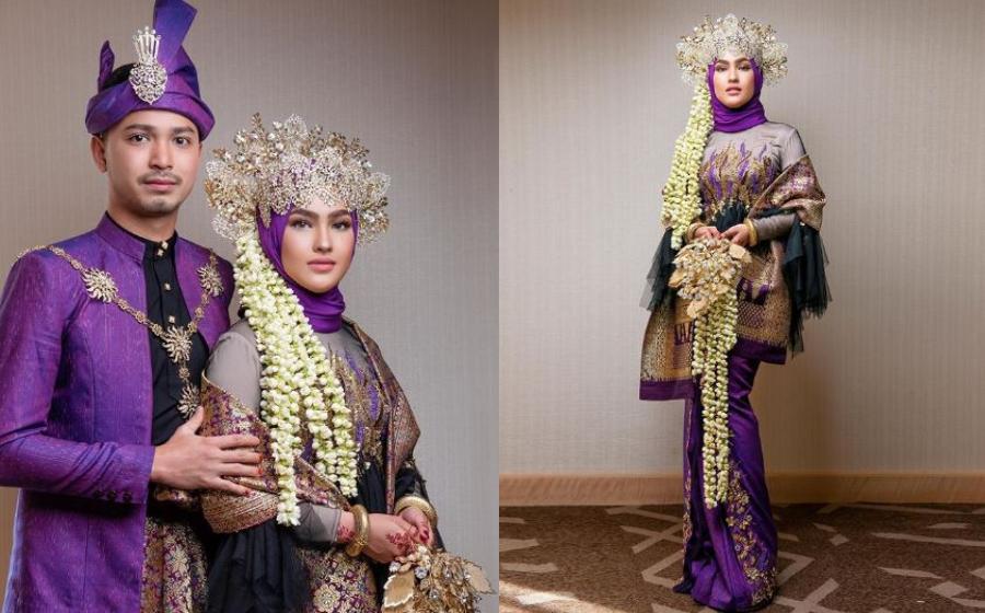Siapa Sangka, Busana Perkahwinan Yang Dipakai Elfira Selama Sejam Ini Mencecah RM30,000_5c3dd2da37295.jpeg