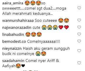 """[VIDEO] """"Sweet La Arif Ni…"""" – Aksi Arif Jiwa Pimpin Aafiyah Ketika Konsert Siti Nurhaliza Tarik Perhatian Netizen, Comel Sangat!_5c7a955a750e4.png"""